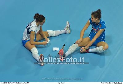 Anna DANESI [20]  e Stefania SANSONNA [22]