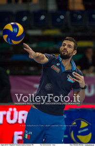 The Netherlands - Italy SEMIFINAL - 2016 European Olympic Qualification - Women | Başkent Voleybol Salonu Ankara, Türkiye, 08.01.2016 FOTO: Michele Benda © 2016 Volleyfoto.it, all rights reserved [id:20160108._MBK3305]