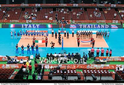 Italia - Thailandia [ITA-THA]