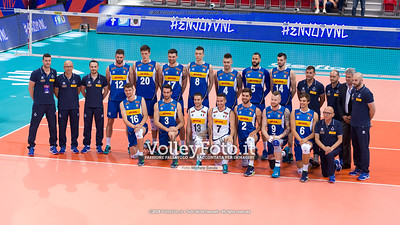 Italia Volleyball Team