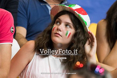 «Italia-USA» Pool 20 - Week 5 - Volleyball Nations League - Maschile presso PalaPanini Modena RS, 24 giugno 2018 - Foto di Giulia Di Michele per VolleyFoto