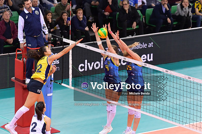 Savino del Bene SCANDICCI - Fenerbahce Opet ISTANBUL / Quarter-Finals Home match, 2019 CEV Volleyball Champions League - Women IT, 13 marzo 2019 - Foto: Michele Benda per VolleyFoto.it [Riferimento file: 2019-03-13/ND5_9841]