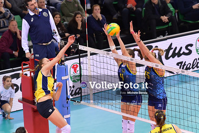 Savino del Bene SCANDICCI - Fenerbahce Opet ISTANBUL / Quarter-Finals Home match, 2019 CEV Volleyball Champions League - Women IT, 13 marzo 2019 - Foto: Michele Benda per VolleyFoto.it [Riferimento file: 2019-03-13/ND5_9768]