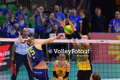 Savino del Bene SCANDICCI - Fenerbahce Opet ISTANBUL / Quarter-Finals Home match, 2019 CEV Volleyball Champions League - Women IT, 13 marzo 2019 - Foto: Michele Benda per VolleyFoto.it [Riferimento file: 2019-03-13/ND5_9958]