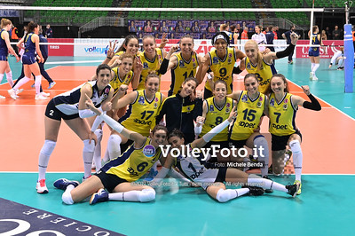 Savino del Bene SCANDICCI - Fenerbahce Opet ISTANBUL / Quarter-Finals Home match, 2019 CEV Volleyball Champions League - Women IT, 13 marzo 2019 - Foto: Michele Benda per VolleyFoto.it [Riferimento file: 2019-03-13/NZ6_9279]