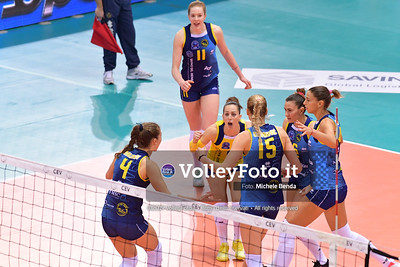 Savino del Bene SCANDICCI - Fenerbahce Opet ISTANBUL / Quarter-Finals Home match, 2019 CEV Volleyball Champions League - Women IT, 13 marzo 2019 - Foto: Michele Benda per VolleyFoto.it [Riferimento file: 2019-03-13/ND5_9772]