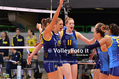 Savino del Bene SCANDICCI - Fenerbahce Opet ISTANBUL / Quarter-Finals Home match, 2019 CEV Volleyball Champions League - Women IT, 13 marzo 2019 - Foto: Michele Benda per VolleyFoto.it [Riferimento file: 2019-03-13/ND5_9296]