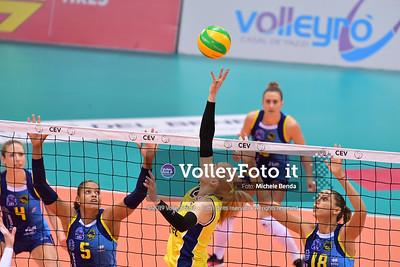 Savino del Bene SCANDICCI - Fenerbahce Opet ISTANBUL / Quarter-Finals Home match, 2019 CEV Volleyball Champions League - Women IT, 13 marzo 2019 - Foto: Michele Benda per VolleyFoto.it [Riferimento file: 2019-03-13/ND5_9865]