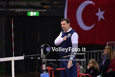 Savino del Bene SCANDICCI - Fenerbahce Opet ISTANBUL / Quarter-Finals Home match, 2019 CEV Volleyball Champions League - Women IT, 13 marzo 2019 - Foto: Michele Benda per VolleyFoto.it [Riferimento file: 2019-03-13/ND5_0056]