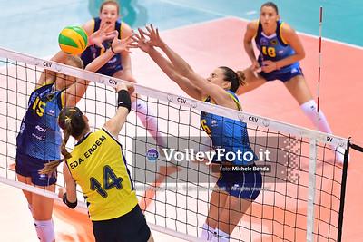 Savino del Bene SCANDICCI - Fenerbahce Opet ISTANBUL / Quarter-Finals Home match, 2019 CEV Volleyball Champions League - Women IT, 13 marzo 2019 - Foto: Michele Benda per VolleyFoto.it [Riferimento file: 2019-03-13/ND5_9808]