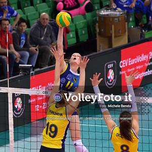 Savino del Bene SCANDICCI - Fenerbahce Opet ISTANBUL / Quarter-Finals Home match, 2019 CEV Volleyball Champions League - Women IT, 13 marzo 2019 - Foto: Michele Benda per VolleyFoto.it [Riferimento file: 2019-03-13/ND5_9871]