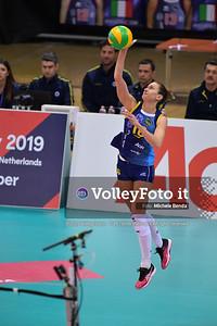 Savino del Bene SCANDICCI - Fenerbahce Opet ISTANBUL / Quarter-Finals Home match, 2019 CEV Volleyball Champions League - Women IT, 13 marzo 2019 - Foto: Michele Benda per VolleyFoto.it [Riferimento file: 2019-03-13/ND5_9864]