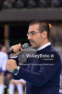 Savino del Bene SCANDICCI - Fenerbahce Opet ISTANBUL / Quarter-Finals Home match, 2019 CEV Volleyball Champions League - Women IT, 13 marzo 2019 - Foto: Michele Benda per VolleyFoto.it [Riferimento file: 2019-03-13/ND5_8866]