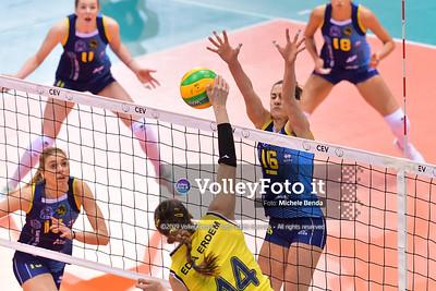 Savino del Bene SCANDICCI - Fenerbahce Opet ISTANBUL / Quarter-Finals Home match, 2019 CEV Volleyball Champions League - Women IT, 13 marzo 2019 - Foto: Michele Benda per VolleyFoto.it [Riferimento file: 2019-03-13/ND5_9791]