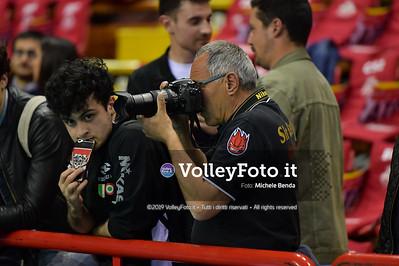 Sir Colussi Sicoma PERUGIA vs Zenit KAZAN / Semifinal, Home Match, 2019 CEV Volleyball Champions League - Men IT, 3 aprile 2019 - Foto: Michele Benda per VolleyFoto.it [Riferimento file: 2019-04-03/ND5_4572]