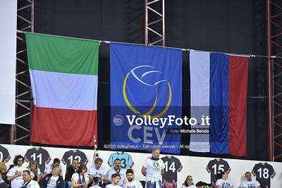 flags, Italia, Russia