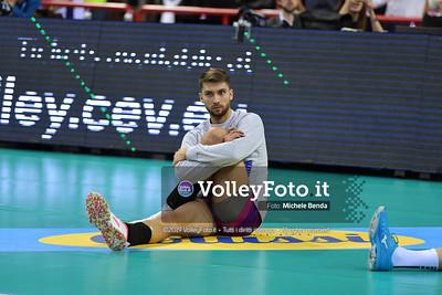 Sir Colussi Sicoma PERUGIA vs Zenit KAZAN / Semifinal, Home Match, 2019 CEV Volleyball Champions League - Men IT, 3 aprile 2019 - Foto: Michele Benda per VolleyFoto.it [Riferimento file: 2019-04-03/ND5_4569]