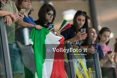 ITALIA vs SLOVENIA - Test Match Pallavolo Maschile
