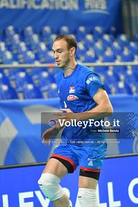 Marko Ivovic, #8 of Serbia