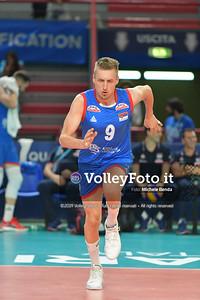 Nikola JOVOVIC, #9 of Serbia