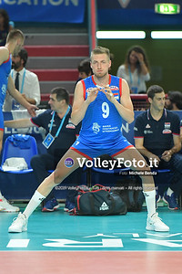 Nikola JOVOVIC, #9 of Serbia durante AUSTRALIA vs SERBIA, 2019 FIVB Intercontinental Olympic Qualification Tournament - Men's Pool C IT, 9 agosto 2019. Foto: Michele Benda per VolleyFoto.it [riferimento file: 2019-08-09/ND5_5064]