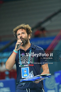 AUSTRALIA vs SERBIA, 2019 FIVB Intercontinental Olympic Qualification Tournament - Men's Pool C IT, 9 agosto 2019. Foto: Michele Benda per VolleyFoto.it [riferimento file: 2019-08-09/ND5_5081]