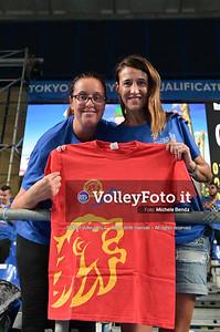 ITALIA vs CAMERUN, 2019 FIVB Intercontinental Olympic Qualification Tournament - Men's Pool C IT, 9 agosto 2019. Foto: Michele Benda per VolleyFoto.it [riferimento file: 2019-08-09/NZ6_2862]