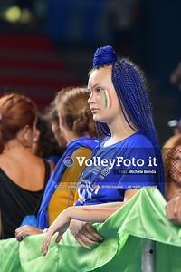 ITALIA vs CAMERUN, 2019 FIVB Intercontinental Olympic Qualification Tournament - Men's Pool C IT, 9 agosto 2019. Foto: Michele Benda per VolleyFoto.it [riferimento file: 2019-08-09/ND5_5439]