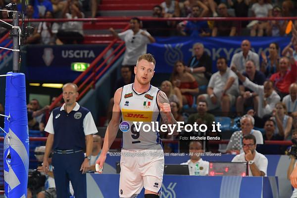 Ivan ZAYTSEV, celebrates a point