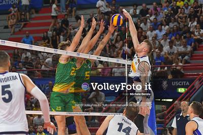 Ivan ZAYTSEV, spikes