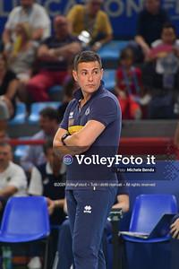 Gianlorenzo BLENGINI, Head Coach of Italy