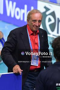 Pietro Bruno CATTANEO, Presidente FIPAV