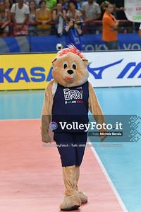 TORE, mascotte of the Bari's tournament