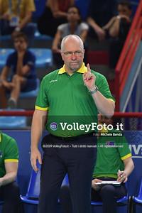 Mark LEBEDEW, Head Coach of Australia