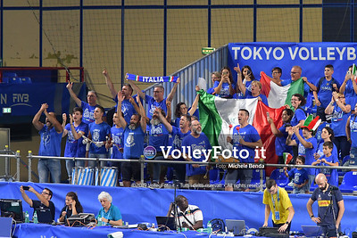 ITALIA vs AUSTRALIA, 2019 FIVB Intercontinental Olympic Qualification Tournament - Men's Pool C IT, 10 agosto 2019. Foto: Michele Benda per VolleyFoto.it [riferimento file: 2019-08-10/ND5_5978]