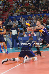 ITALIA vs SERBIA, 2019 FIVB Intercontinental Olympic Qualification Tournament - Men's Pool C IT, 11 agosto 2019. Foto: Michele Benda per VolleyFoto.it [riferimento file: 2019-08-11/ND5_7231]