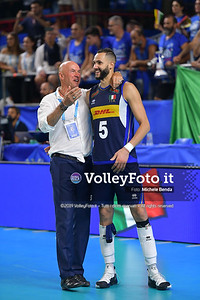 ITALIA vs SERBIA, 2019 FIVB Intercontinental Olympic Qualification Tournament - Men's Pool C IT, 11 agosto 2019. Foto: Michele Benda per VolleyFoto.it [riferimento file: 2019-08-11/ND5_7548]