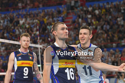 ITALIA vs SERBIA, 2019 FIVB Intercontinental Olympic Qualification Tournament - Men's Pool C IT, 11 agosto 2019. Foto: Michele Benda per VolleyFoto.it [riferimento file: 2019-08-11/ND5_7384]
