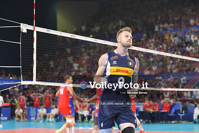 ITALIA vs SERBIA, 2019 FIVB Intercontinental Olympic Qualification Tournament - Men's Pool C IT, 11 agosto 2019. Foto: Michele Benda per VolleyFoto.it [riferimento file: 2019-08-11/ND5_7411]