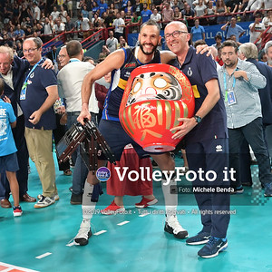 ITALIA vs SERBIA, 2019 FIVB Intercontinental Olympic Qualification Tournament - Men's Pool C IT, 11 agosto 2019. Foto: Michele Benda per VolleyFoto.it [riferimento file: 2019-08-11/NZ6_3291]