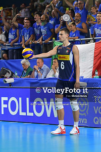 ITALIA vs SERBIA, 2019 FIVB Intercontinental Olympic Qualification Tournament - Men's Pool C IT, 11 agosto 2019. Foto: Michele Benda per VolleyFoto.it [riferimento file: 2019-08-11/ND5_7262]