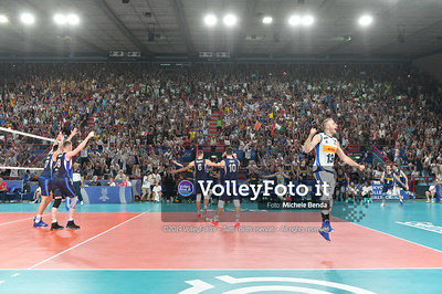 ITALIA vs SERBIA, 2019 FIVB Intercontinental Olympic Qualification Tournament - Men's Pool C IT, 11 agosto 2019. Foto: Michele Benda per VolleyFoto.it [riferimento file: 2019-08-11/NZ6_3029]