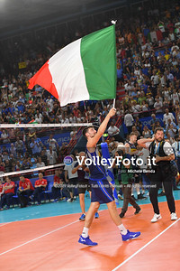 ITALIA vs SERBIA, 2019 FIVB Intercontinental Olympic Qualification Tournament - Men's Pool C IT, 11 agosto 2019. Foto: Michele Benda per VolleyFoto.it [riferimento file: 2019-08-11/ND5_7531]