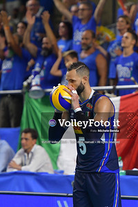 ITALIA vs SERBIA, 2019 FIVB Intercontinental Olympic Qualification Tournament - Men's Pool C IT, 11 agosto 2019. Foto: Michele Benda per VolleyFoto.it [riferimento file: 2019-08-11/ND5_7267]
