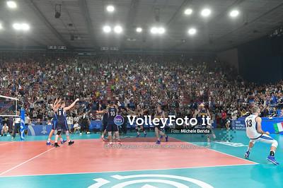 ITALIA vs SERBIA, 2019 FIVB Intercontinental Olympic Qualification Tournament - Men's Pool C IT, 11 agosto 2019. Foto: Michele Benda per VolleyFoto.it [riferimento file: 2019-08-11/NZ6_3039]