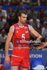 ITALIA vs SERBIA, 2019 FIVB Intercontinental Olympic Qualification Tournament - Men's Pool C IT, 11 agosto 2019. Foto: Michele Benda per VolleyFoto.it [riferimento file: 2019-08-11/ND5_7212]