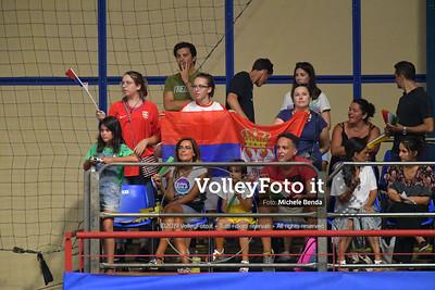 ITALIA vs SERBIA, 2019 FIVB Intercontinental Olympic Qualification Tournament - Men's Pool C IT, 11 agosto 2019. Foto: Michele Benda per VolleyFoto.it [riferimento file: 2019-08-11/ND5_6796]