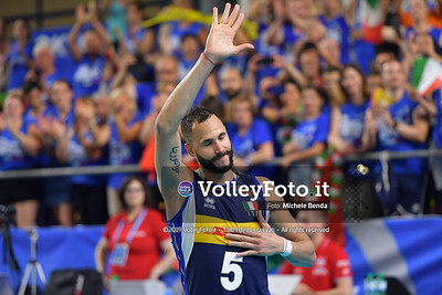 ITALIA vs SERBIA, 2019 FIVB Intercontinental Olympic Qualification Tournament - Men's Pool C IT, 11 agosto 2019. Foto: Michele Benda per VolleyFoto.it [riferimento file: 2019-08-11/ND5_7551]