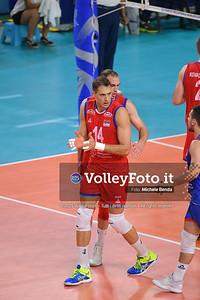 ITALIA vs SERBIA, 2019 FIVB Intercontinental Olympic Qualification Tournament - Men's Pool C IT, 11 agosto 2019. Foto: Michele Benda per VolleyFoto.it [riferimento file: 2019-08-11/ND5_6957]
