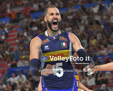 ITALIA vs SERBIA, 2019 FIVB Intercontinental Olympic Qualification Tournament - Men's Pool C IT, 11 agosto 2019. Foto: Michele Benda per VolleyFoto.it [riferimento file: 2019-08-11/ND5_7352]